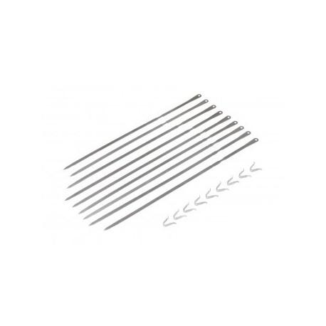 Le CHEF - Spiesenset (9 st.) voor Rotisserie 207000-L