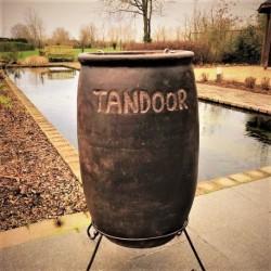 Pack Tandoor Bruin + deksel + hoes